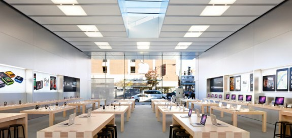 Apple Stores - Where technology and style never quite meet